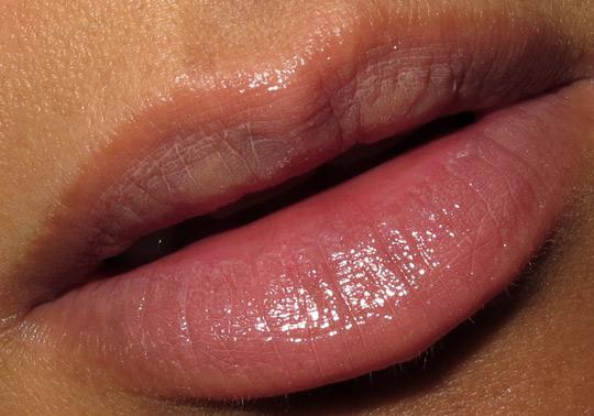 mac a tartan tale swatches 5 sassy coral lassies lipglass jest for fun