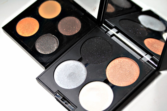 make up for ever rock for ever eye shadow palette review comparison-to-leopard-luxe