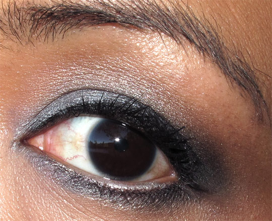 make up for ever rock for ever eye shadow palette review eye
