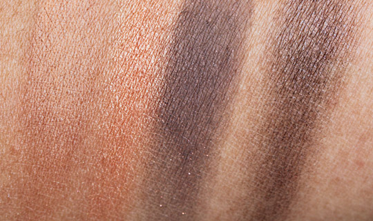 make up for ever rock for ever eye shadow palette review swatches-2
