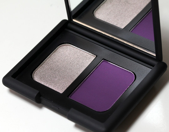 nars holiday 2010 swatches review photos melusine duo eyeshadow product shot