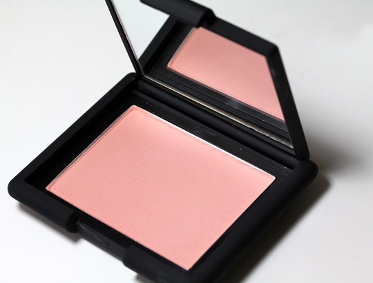 nars holiday 2010 swatches review photos sex appeal blush product shot