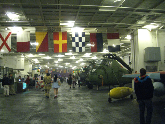 USS Hornet Monster Bash 2010, Alameda, CA