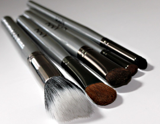 Nyx brush review product photos 2