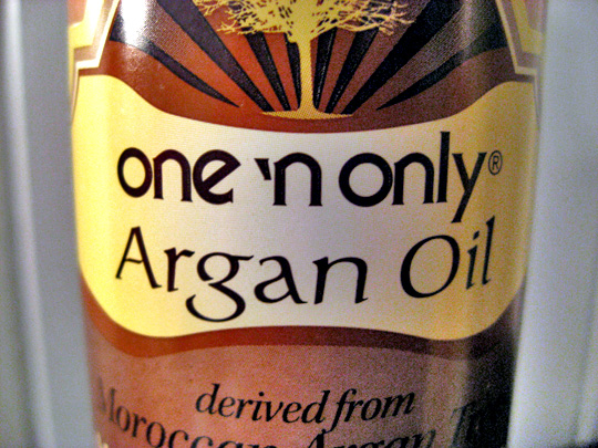 One 'n Only Argan Oil Moisture Repair Shampoo and Conditioner