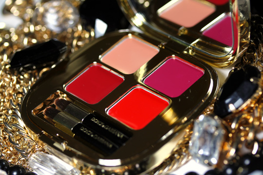 dolce gabbana lip jewel review swatches photos