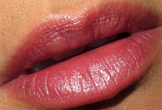 karen from makeup and beauty blog reviews nyc new york color ultra last lipstick in sugar plum lip closeup
