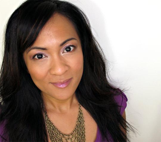 karen of makeup and beauty blog reviews almay intense i-color review browns 001 2