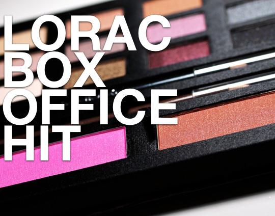 lorac box office hit