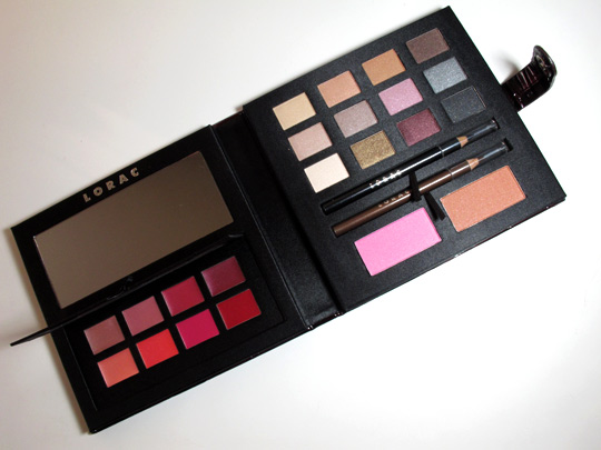 lorac box office hit review swatches photos overview