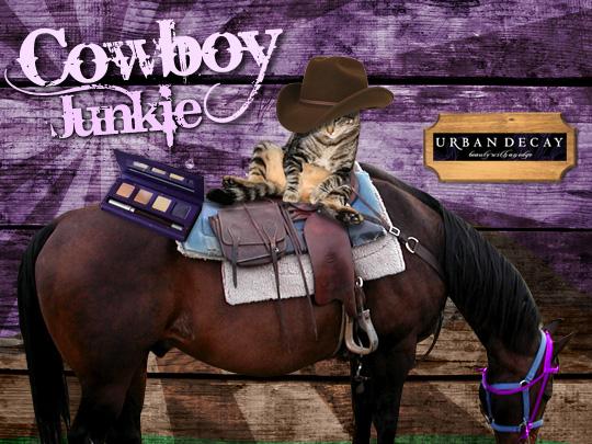 Tabs for Urban Decay Cowboy Junkie