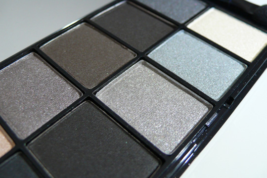 NYX Smokey Eye Palette