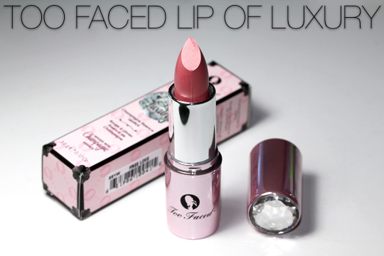 Too Faced Lip of Luxury Lipstick in Free Love