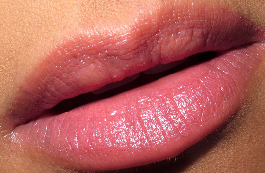 chanel les perles de chanel spring 2011 collection on karen of makeup and beauty blog jersey rose lip swatch