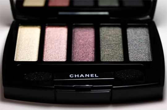 chanel ombres perlees de chanel eyeshadow palette