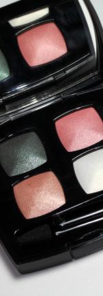 The Chanel Quadra Eye Shadow Quad in Regard Perle