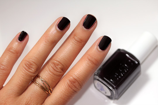 essie winter collection review swatches photos luxedo