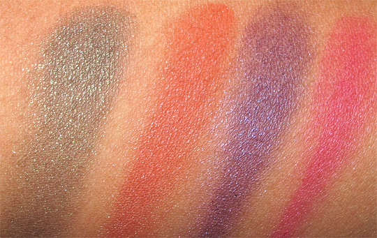 mac mickey contractor swatches