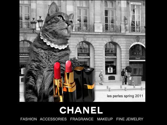 Tabs for Chanel Les Perles de Chanel
