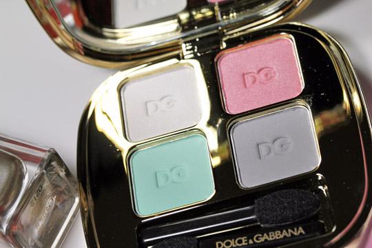 Dolce Gabbana Secret Garden Eden Smooth Eye Colour Quad