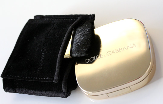 Dolce Gabbana Secret Garden Illuminator Eva pouch