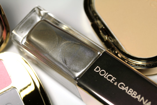 Dolce Gabbana Secret Garden Intense Nail Lacquer in Platinum