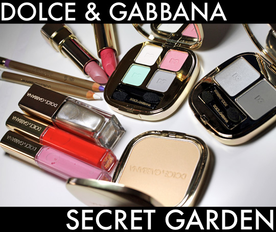 Dolce Gabbana Secret Garden