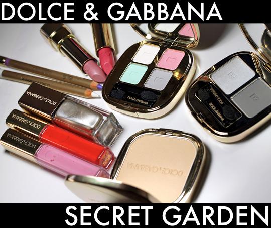 Dolce Gabbana Secret Garden