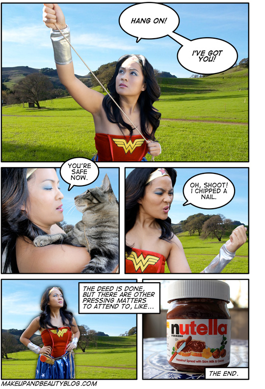 MAC Wonder Woman Comic: Page 5