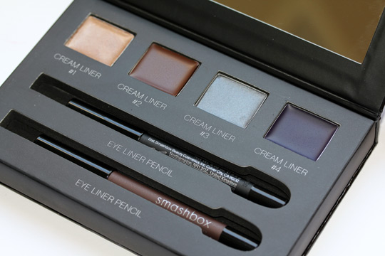 Smashbox Style Files eye liner palette