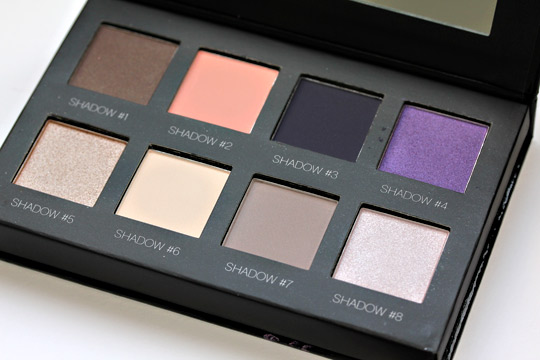 Smashbox Style Files eye shadow palette