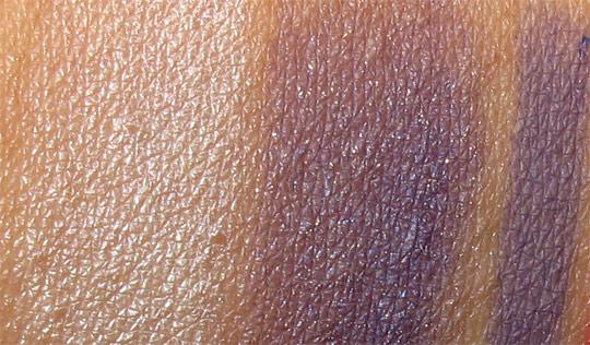 estee lauder wild violet swatches eye singles liner