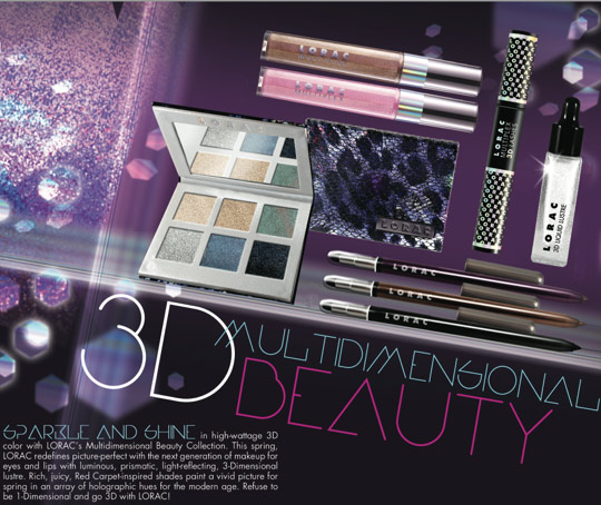 lorac multidimensional beauty collection promo