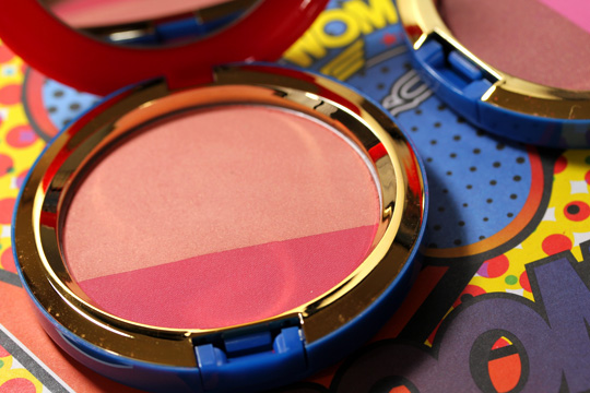 mac wonder woman Powder Blush Duo Mighty Aphrodite