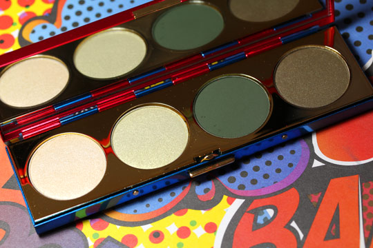 mac wonder woman Valiant Eye Quad