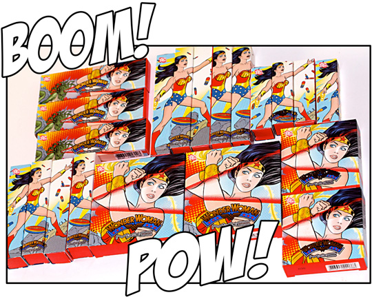 Two Ways to Win MAC Wonder Woman Makeup