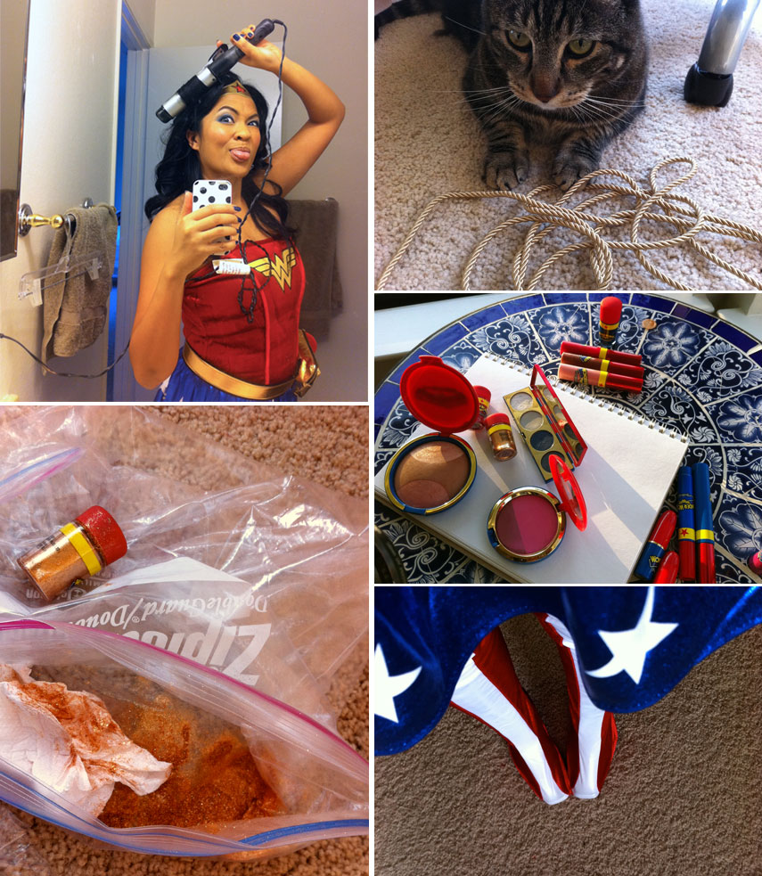 d3eaa3d723dfd9 MAC Wonder Woman  Random Acts of iPhone Photography - Makeup and ...
