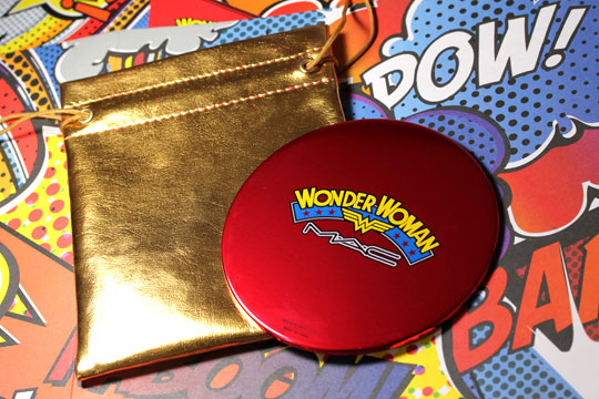 mac wonder woman mirror