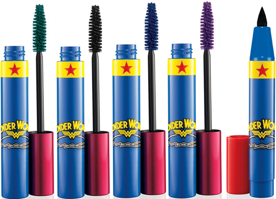 mac wonder woman opulash penultimate liner