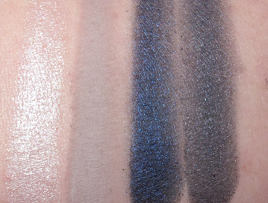 mac wonder woman swatches Lady Justice nw20