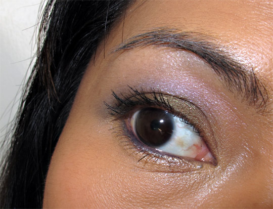 nars spring 2011 eye look