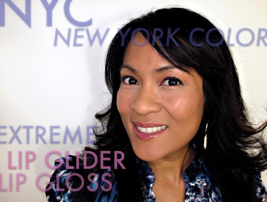 nyc new york color extreme lip glider lip gloss