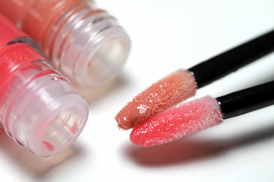smashbox in bloom limitless long wear lip gloss doefoot