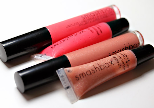 smashbox in bloom limitless long wear lip gloss with style file glosses