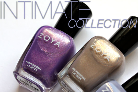 zoya intimate collection