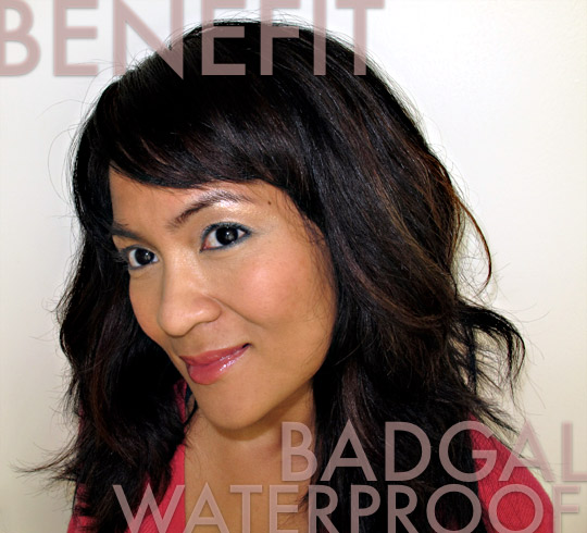 Benefit BADgal Liner Waterproof charcoal espresso