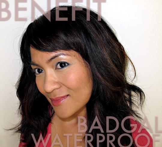 Benefit BADgal Liner Waterproof charcoal espresso
