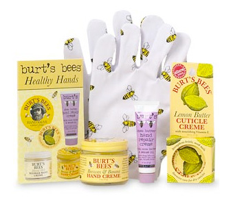 Burt's Bees Healthy Hands Kit