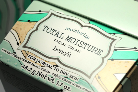 benefit b right total moisture