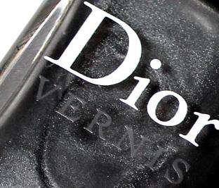 Dior Vernis Gris City Nail Lacquer